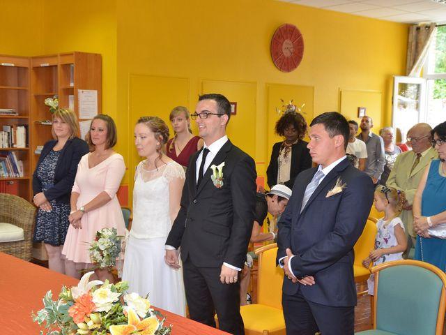 Le mariage de Pierre et Laëtitia à Villorceau, Loiret 27