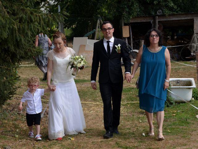 Le mariage de Pierre et Laëtitia à Villorceau, Loiret 42