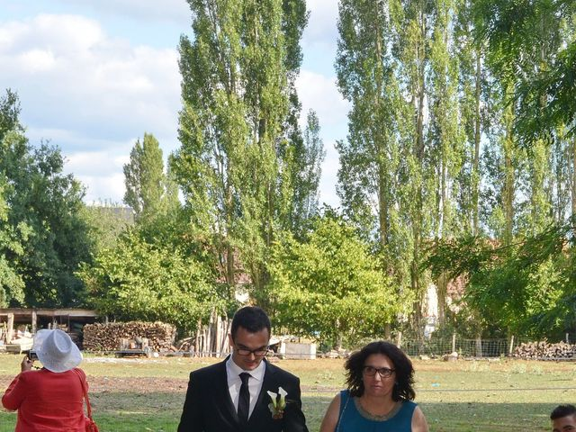 Le mariage de Pierre et Laëtitia à Villorceau, Loiret 43