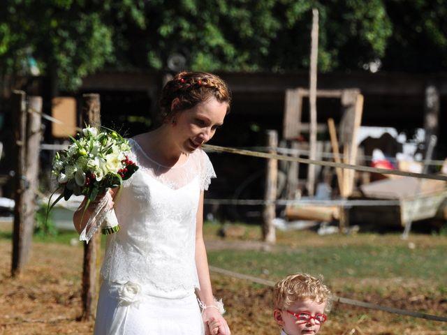 Le mariage de Pierre et Laëtitia à Villorceau, Loiret 44