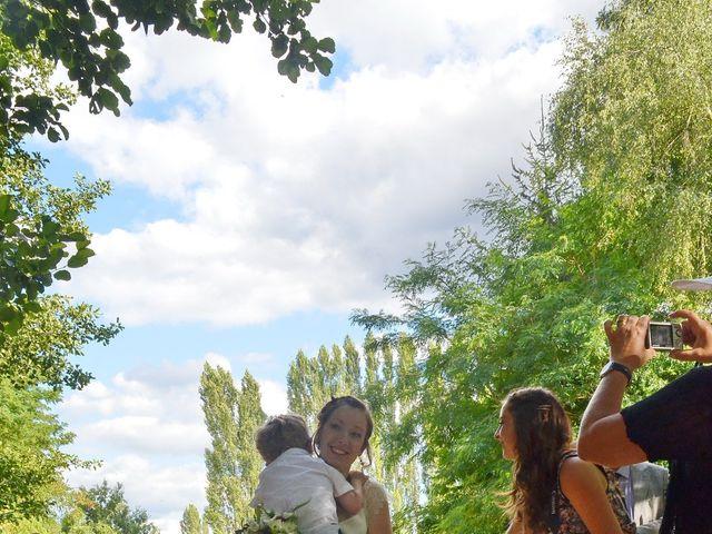 Le mariage de Pierre et Laëtitia à Villorceau, Loiret 45