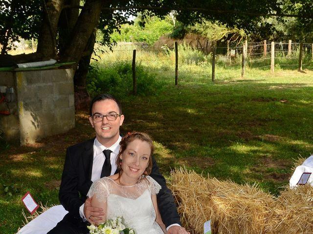 Le mariage de Pierre et Laëtitia à Villorceau, Loiret 61