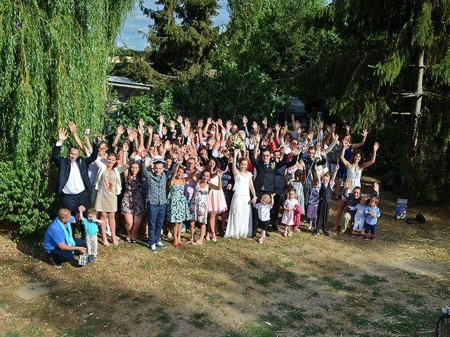 Le mariage de Pierre et Laëtitia à Villorceau, Loiret 65