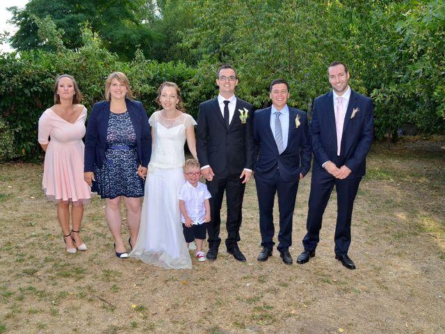 Le mariage de Pierre et Laëtitia à Villorceau, Loiret 72
