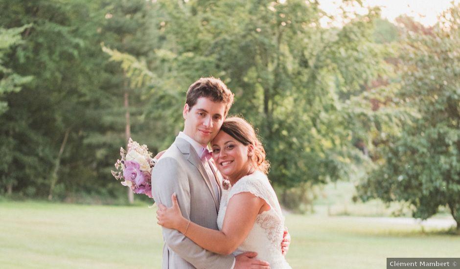 Le mariage de Enzo et Ana à Galluis, Yvelines