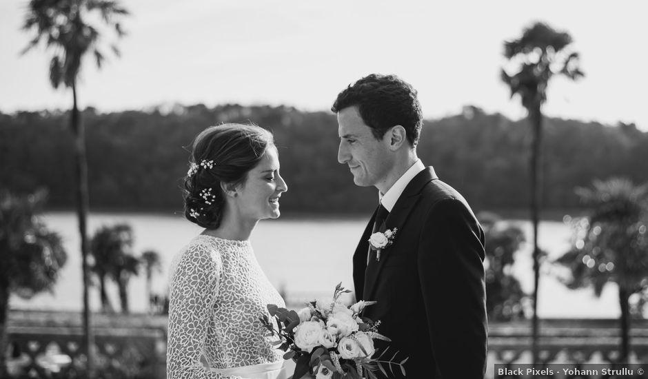 Le mariage de Matthieu et Camille à Quimper, Finistère
