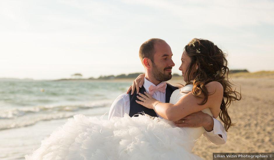 le mariage de florent et solne vannes morbihan - Photographe Mariage Net