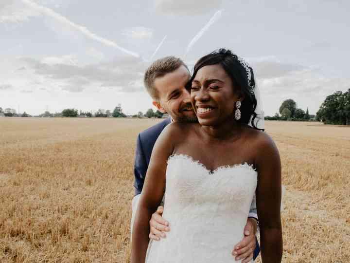 Le mariage de Margo et Louis