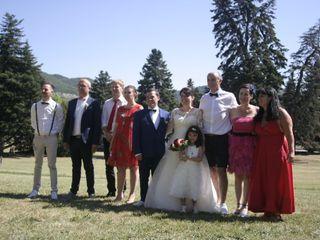 Le mariage de Nadège  et Jean François