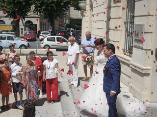 Le mariage de Nadège  et Jean François  2