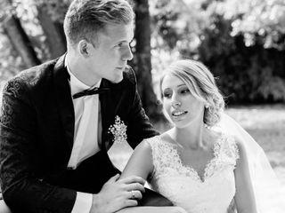 Le mariage de Johanna et Anthony