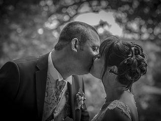 Le mariage de Kathy et Stéphane