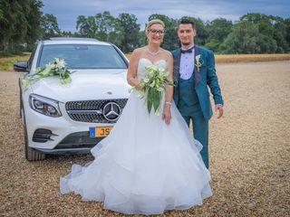 Le mariage de Mélanie et Frederick 1