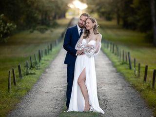 Le mariage de Iuliia et Quentin