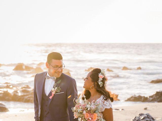 Le mariage de William et Anaïs à Saint-Gilles les Bains, La Réunion 1