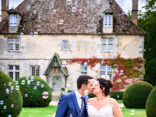 Le mariage de Daniel et Amélie à Vacheresses-les-Basses, Eure-et-Loir 5