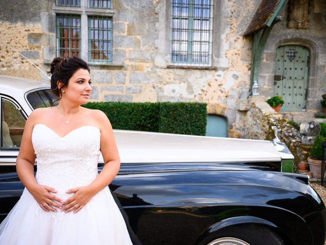 Le mariage de Daniel et Amélie à Vacheresses-les-Basses, Eure-et-Loir 8