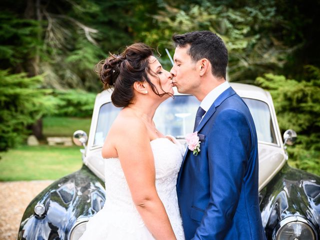Le mariage de Daniel et Amélie à Vacheresses-les-Basses, Eure-et-Loir 10
