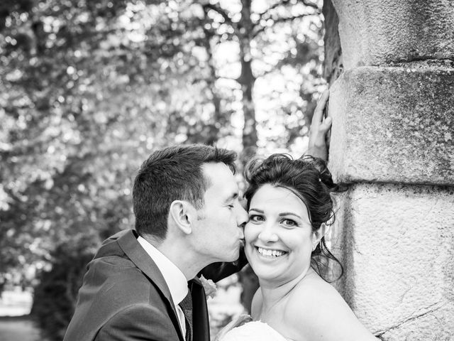 Le mariage de Daniel et Amélie à Vacheresses-les-Basses, Eure-et-Loir 12