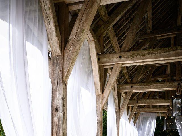 Le mariage de Daniel et Amélie à Vacheresses-les-Basses, Eure-et-Loir 13
