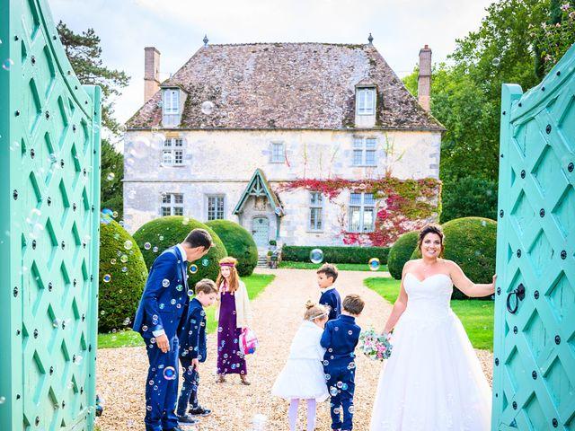 Le mariage de Daniel et Amélie à Vacheresses-les-Basses, Eure-et-Loir 14