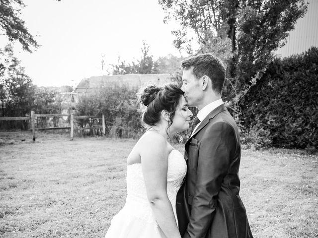 Le mariage de Daniel et Amélie à Vacheresses-les-Basses, Eure-et-Loir 15