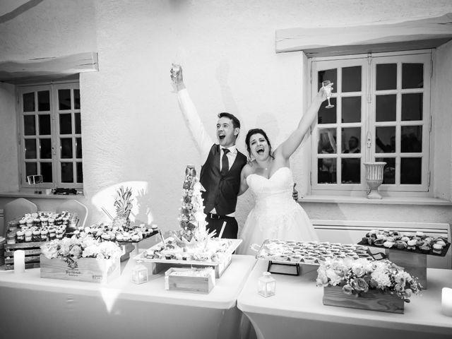 Le mariage de Daniel et Amélie à Vacheresses-les-Basses, Eure-et-Loir 17
