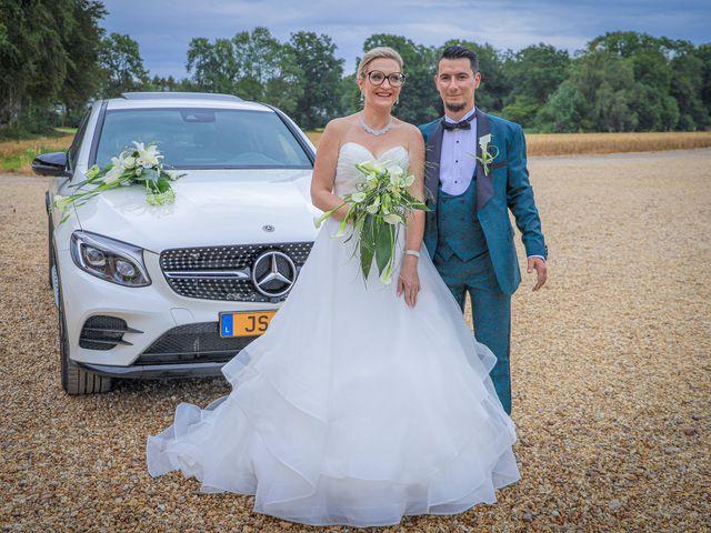 Le mariage de Frederick et Mélanie à Rouen, Seine-Maritime 1