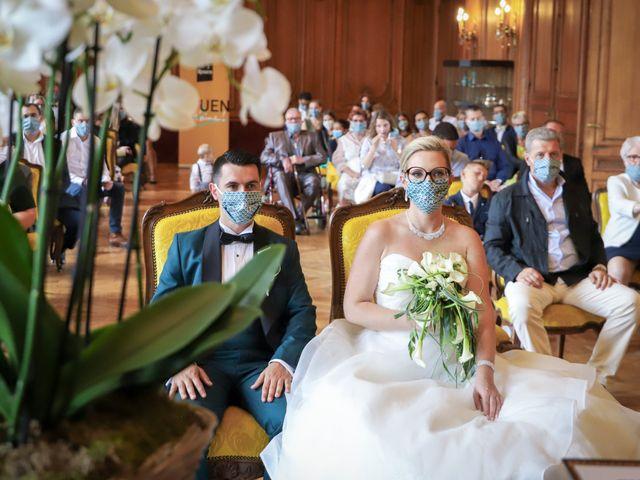 Le mariage de Frederick et Mélanie à Rouen, Seine-Maritime 4