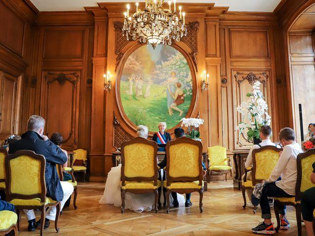 Le mariage de Frederick et Mélanie à Rouen, Seine-Maritime 5