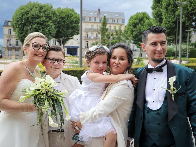 Le mariage de Frederick et Mélanie à Rouen, Seine-Maritime 13