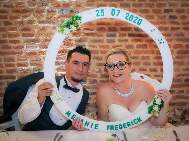 Le mariage de Mélanie et Frederick