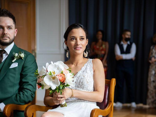 Le mariage de Maxime et Margaux à Jouarre, Seine-et-Marne 15