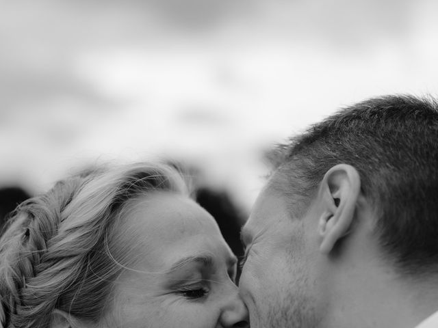 Le mariage de Anthony et Angélique à Guidel, Morbihan 1
