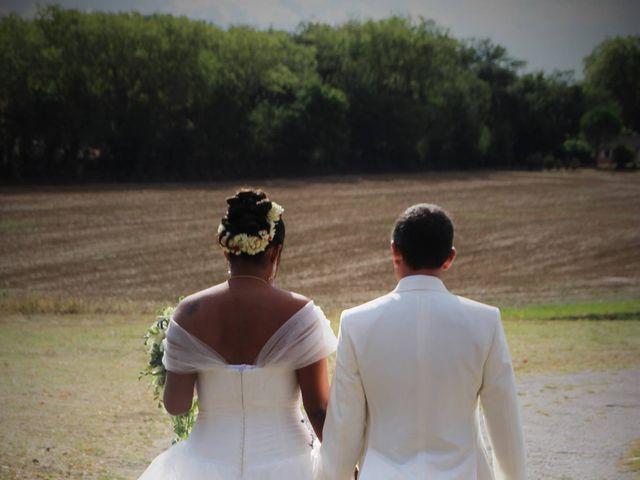 Le mariage de Franck et Kaelig à Caraman, Haute-Garonne 5