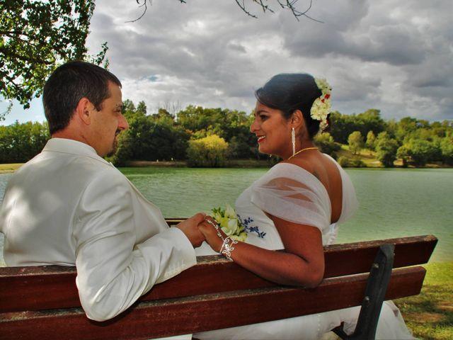 Le mariage de Franck et Kaelig à Caraman, Haute-Garonne 6