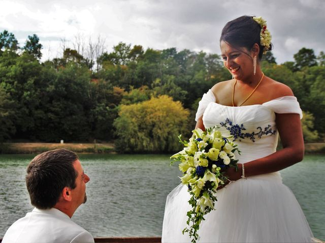 Le mariage de Franck et Kaelig à Caraman, Haute-Garonne 7