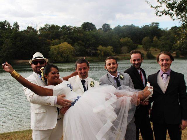 Le mariage de Franck et Kaelig à Caraman, Haute-Garonne 8
