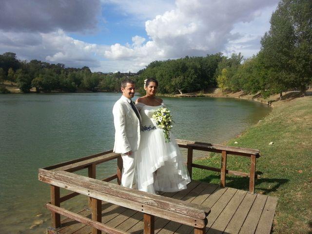 Le mariage de Franck et Kaelig à Caraman, Haute-Garonne 9