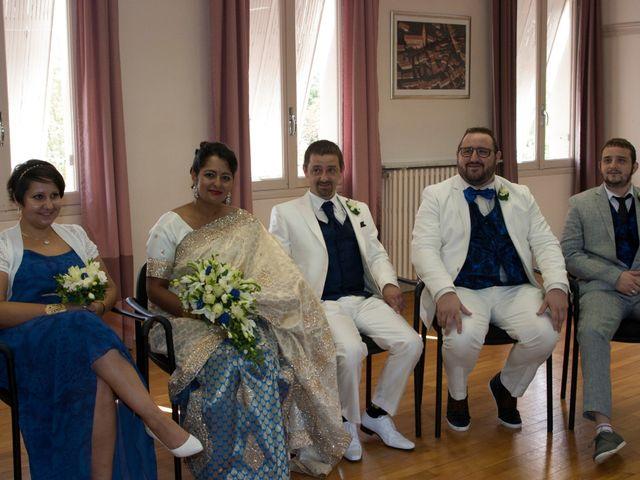 Le mariage de Franck et Kaelig à Caraman, Haute-Garonne 14