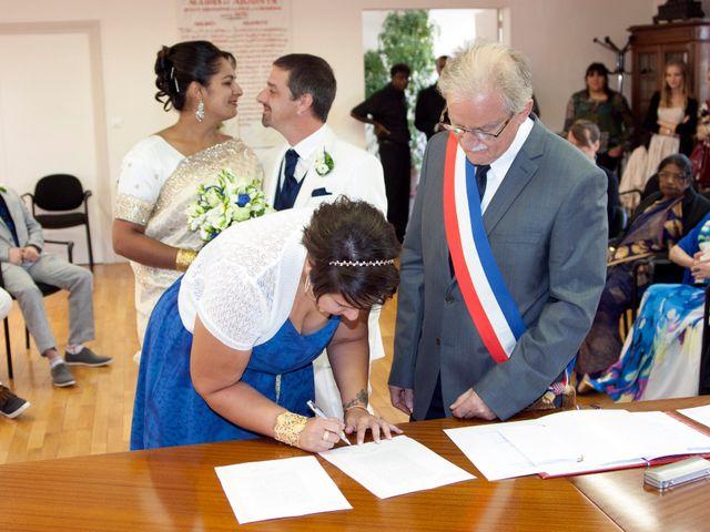 Le mariage de Franck et Kaelig à Caraman, Haute-Garonne 18