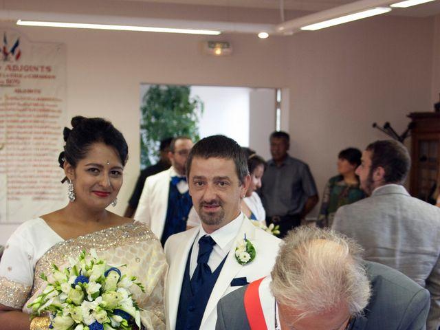 Le mariage de Franck et Kaelig à Caraman, Haute-Garonne 19