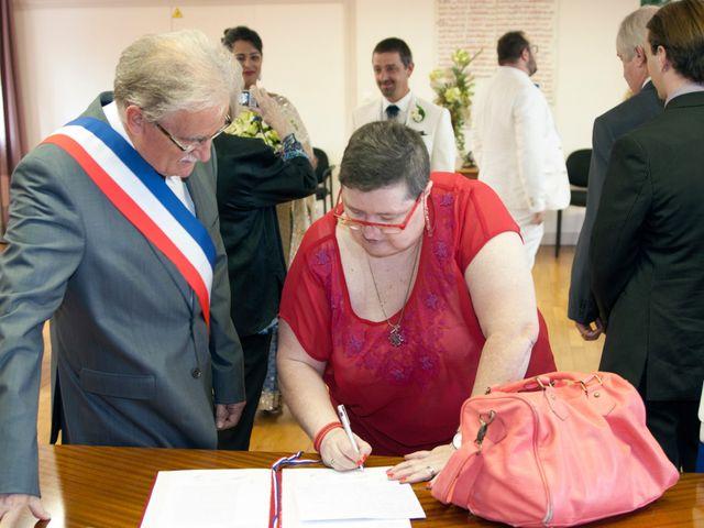 Le mariage de Franck et Kaelig à Caraman, Haute-Garonne 20