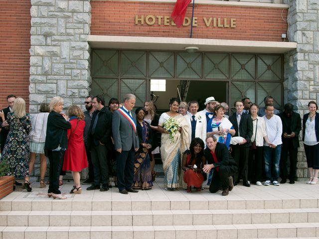 Le mariage de Franck et Kaelig à Caraman, Haute-Garonne 22