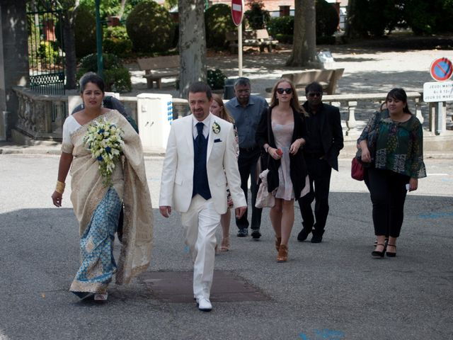 Le mariage de Franck et Kaelig à Caraman, Haute-Garonne 23