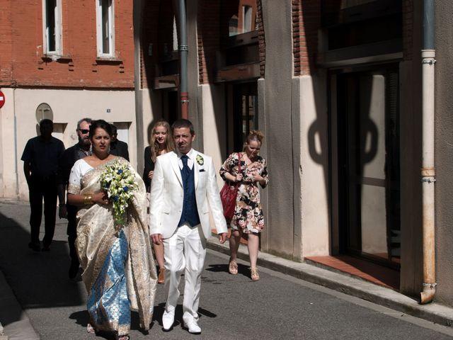 Le mariage de Franck et Kaelig à Caraman, Haute-Garonne 24