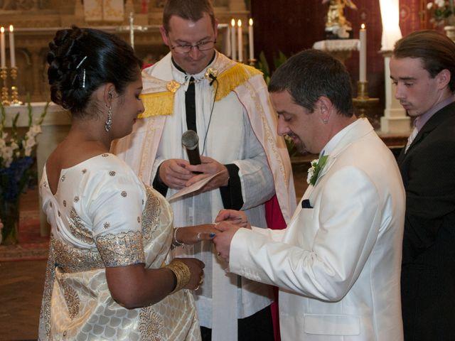 Le mariage de Franck et Kaelig à Caraman, Haute-Garonne 29