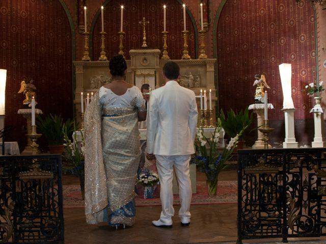 Le mariage de Franck et Kaelig à Caraman, Haute-Garonne 32
