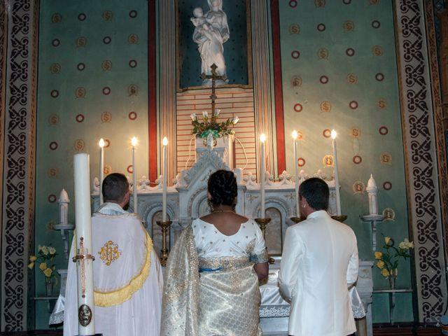 Le mariage de Franck et Kaelig à Caraman, Haute-Garonne 34