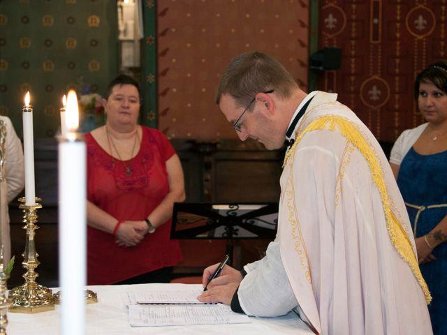 Le mariage de Franck et Kaelig à Caraman, Haute-Garonne 41